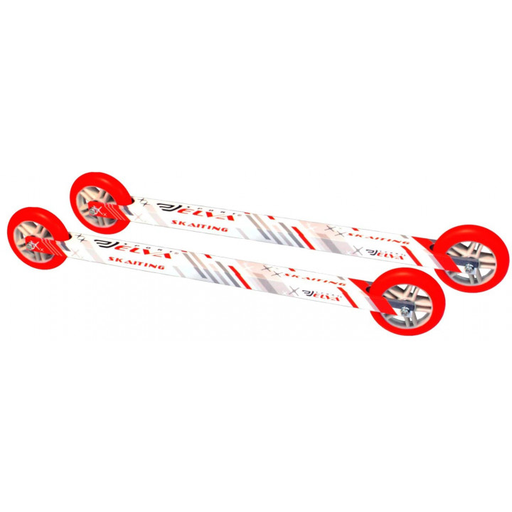 Лыжероллеры коньковые ELVA SK100PU (скоростная модель)
