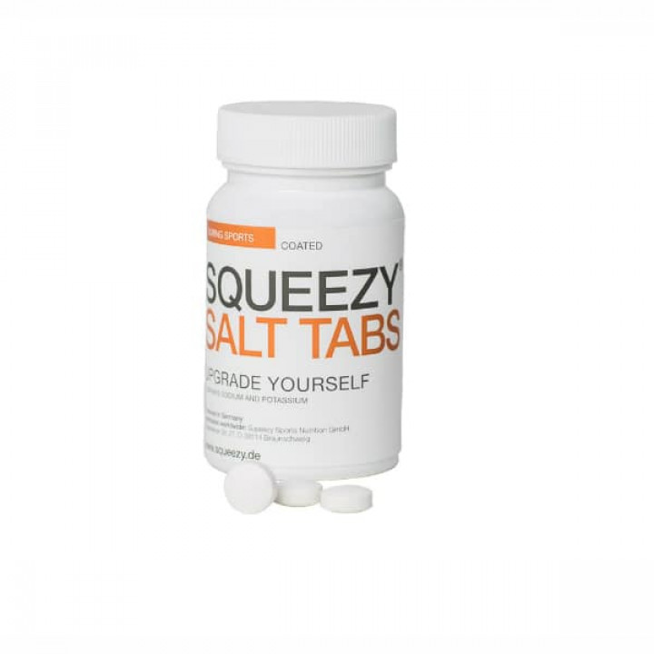 Солевые таблетки SQUEEZY Solt Tabs, 100 шт.