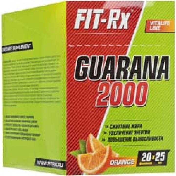 Энергетический напиток Guarana 2000 Orange 25 мл