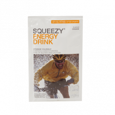 Изотоник SQUEEZY Energy Drink (апельсин) пакет 50гр
