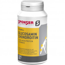Коллаген SPONSER Glucosamine Chondroitin 180шт/174g