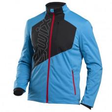 Куртка SWIX Lismark (Black/Blue)
