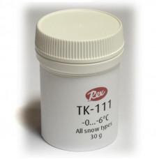 Порошок  REX Special Series TK-111 (-0C/-6C) 30гр