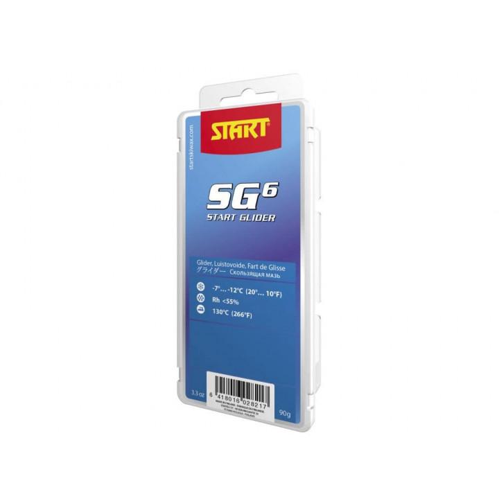 Парафин START SG6 (-7C/-12C) 90гр