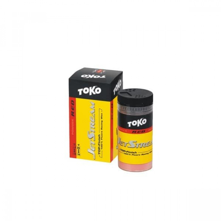 Порошок TOKO JetStream Red (-4/-10) 30г