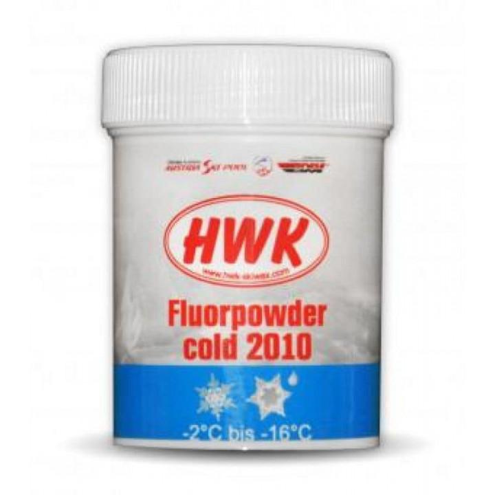 Порошок HWK Fluor cold silber (-2C/-16C) 30гр