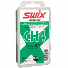 Мазь скольжения SWIX CH4X Green 60гр (-12С/-32C)