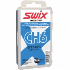 Мазь скольжения SWIX CH6X Blue 60гр (-5С/-10C)