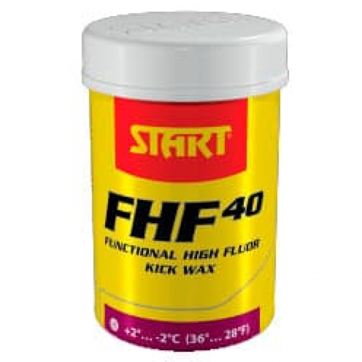 Мазь START FHF40 Fluor Kick Purple (+2C/-2C)