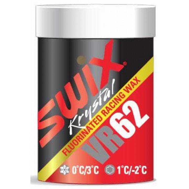 Мазь SWIX VR62 Krystal (new0С/+3C/old+1C/-2C)