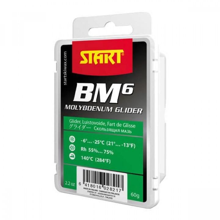 Парафин START BM6 (-6C/-25C) 60гр.