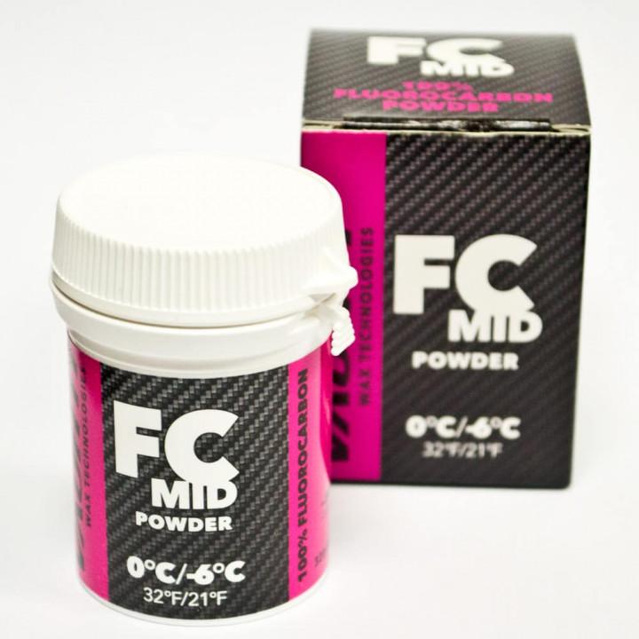 Порошок VAUHTI FC MID (0C/-6) 30гр