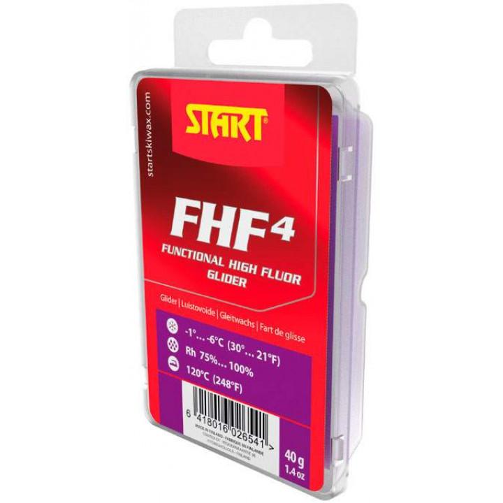 Парафин START FHF 4 (-1C/-6C) 60гр.