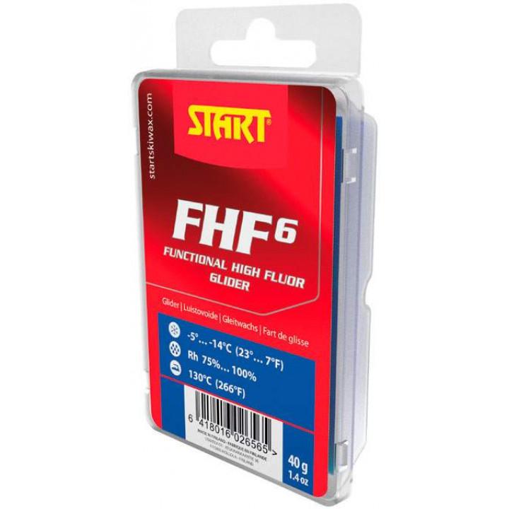 Парафин START FHF 6 (-5C/-14C) 60гр.