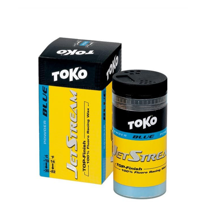 Порошок TOKO JetStream Blue (-10/-30) 30г