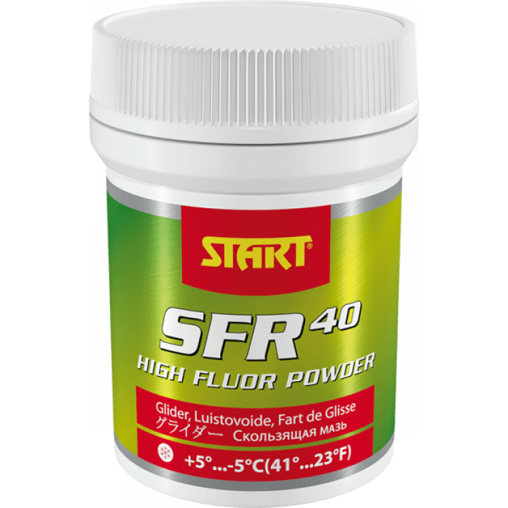 Порошок START SFR40 (+5C/-5C) 30гр