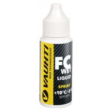 Фторовая жидкость VAUHTI FC Liquid Wet Sprint (+10C/-3C)