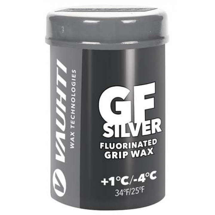 Мазь VAUHTI FLUOR GF SILVER (+1C/-4C) 45гр