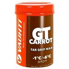 Мазь VAUHTI TAR GRIP GT CARROT (-1C/-6C) 45гр