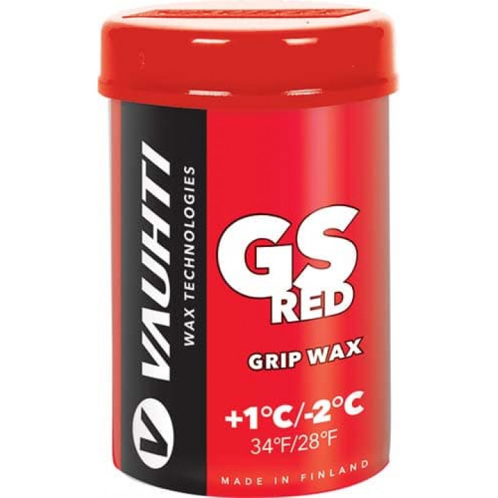 Мазь VAUHTI SYNT GS RED (+1C/-2C) 45гр