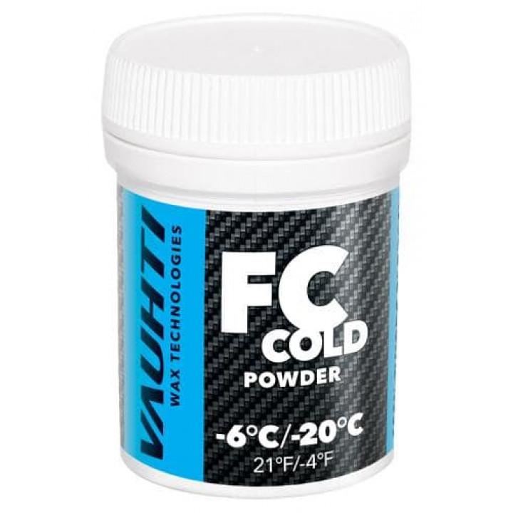 Порошок VAUHTI FC COLD (-6C/-20) 30гр