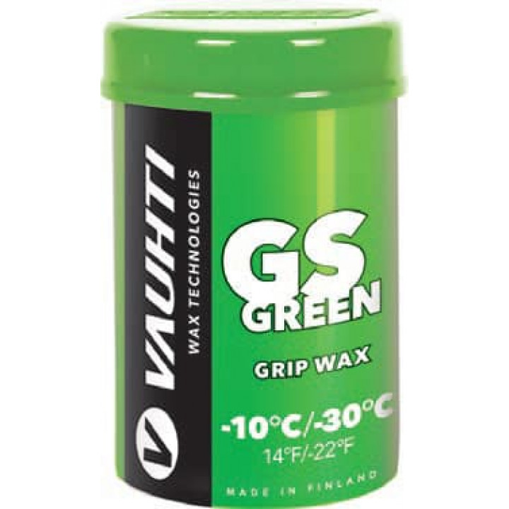 Мазь VAUHTI SYNT GS GREEN (-10C/-30C) 45гр