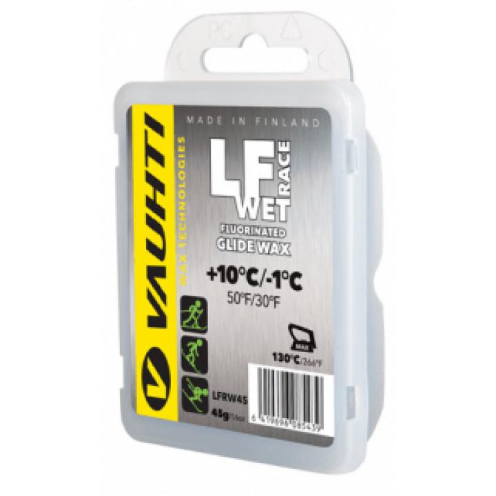 Парафин VAUHTI LF Race WET (+10C/-1C) 45гр
