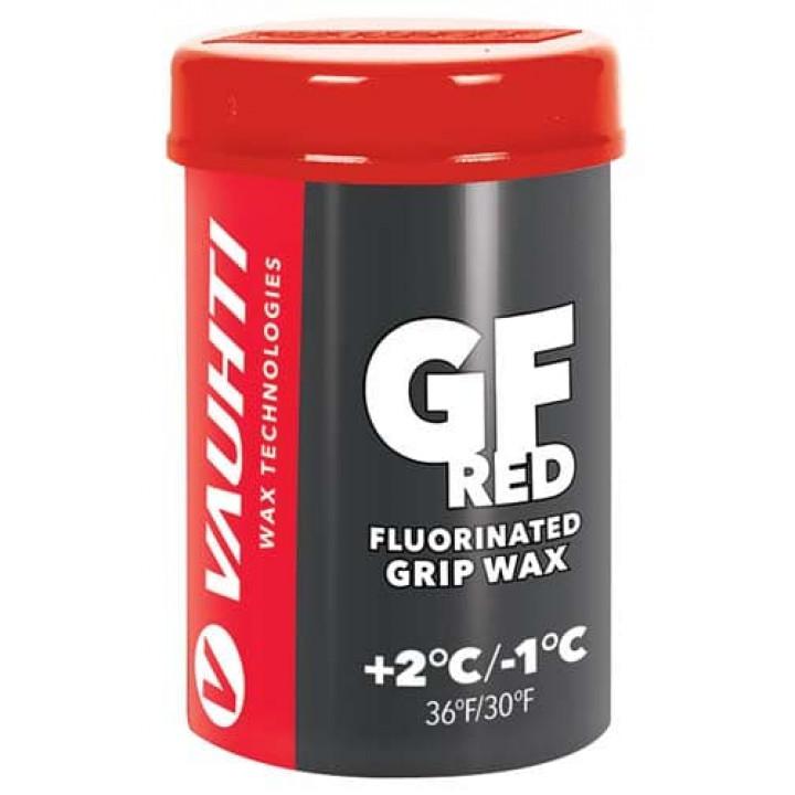 Мазь VAUHTI FLUOR GF RED (+2C/-1C) 45гр