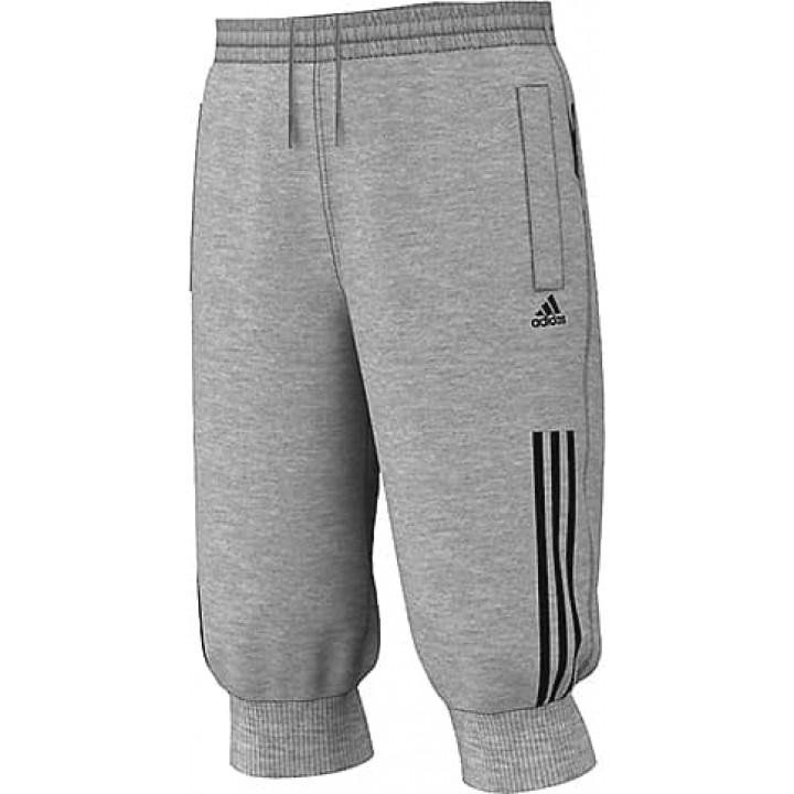 Шорты ADIDAS Pant 3/4 Sweat Grey Z32381